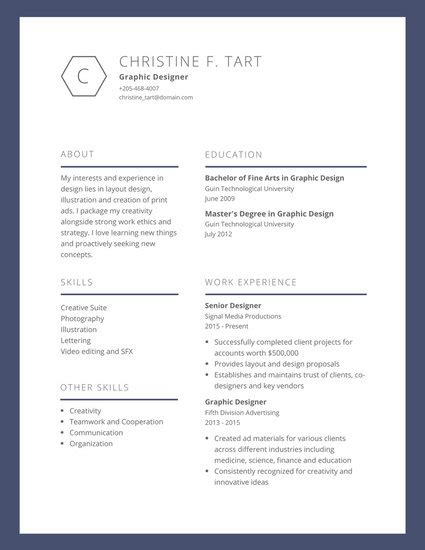 graphic resume templates 29 awesome infographic resume templates you want to wisestep