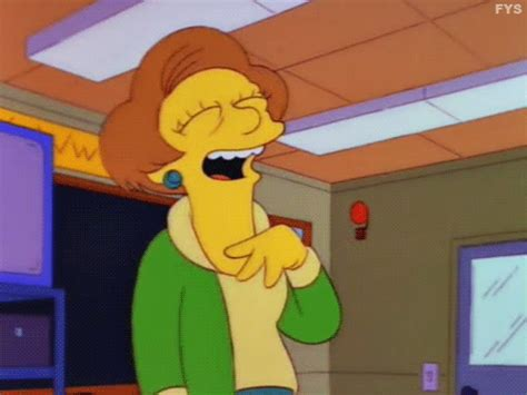 Edna Top 8 the 8 sassiest quotes from quot the simpsons quot edna krabappel