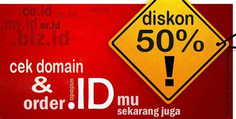 Diskon Order diskon domain id 50