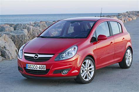 2009 Opel Corsa Conceptcarz Com