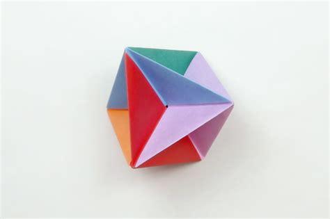 Popular Origami - origami top