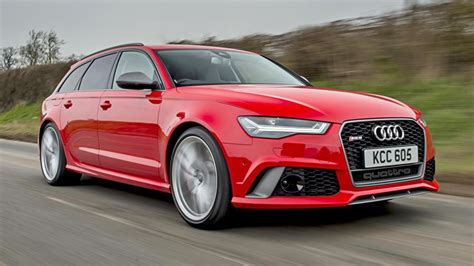 2017 Audi RS6 Review Top Gear