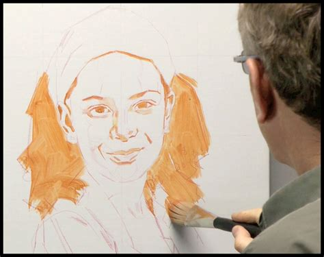 watercolor underpainting tutorial why acrylics for the underpainting