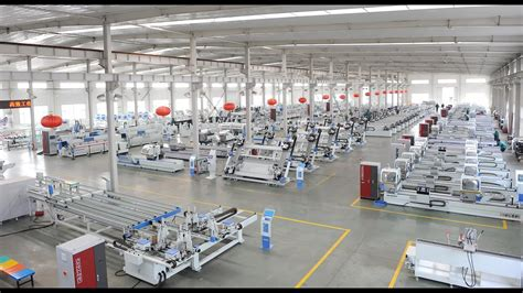 Aluminum Door Window Manufacturing Fabrication - window door machine manufacturer machinery co ltd