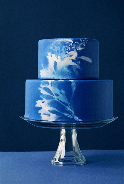 Wedding Cake Blue by Wedding Inspiration Blue Wedding Cakes