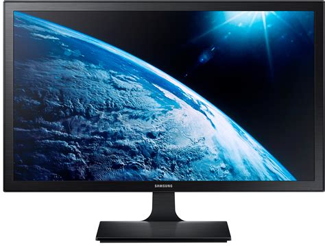 Monitor Samsung 23 Inch samsung s24e310hl 23 6 inch screen led lit monitor computers accessories