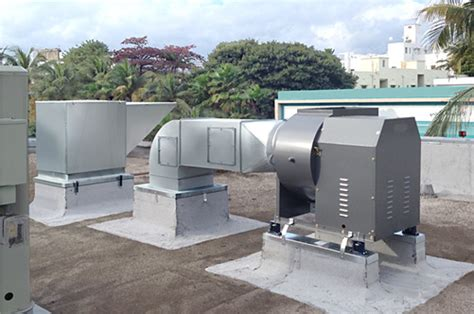 commercial kitchen exhaust fans fans and blowers depot