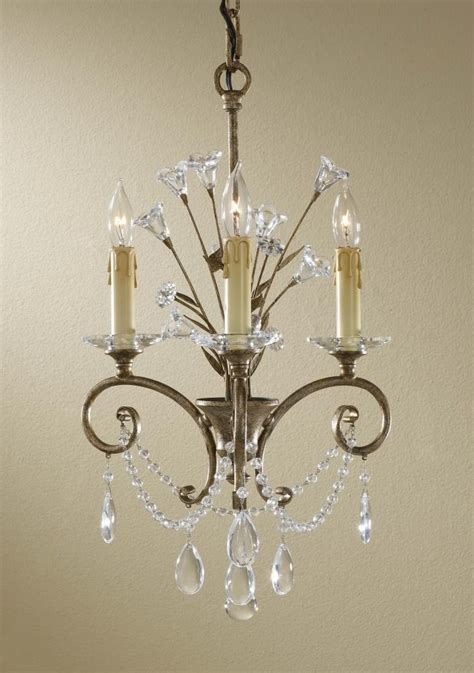 12 Best Images About Mini Chandeliers Small Spaces On Mini Chandelier For Bathroom