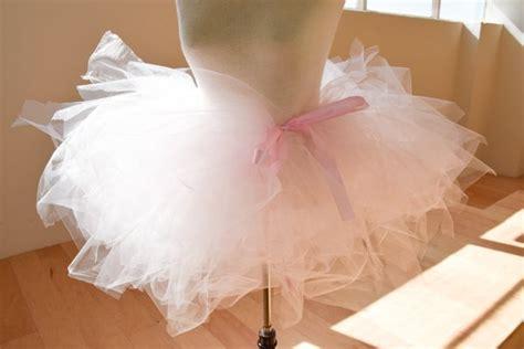 How To Make Handmade Tutus - how to make a tutu skirt easy tutorial no sewing diy