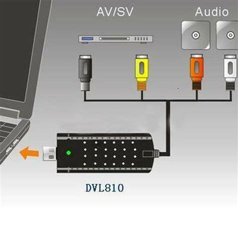 Easy Cap Usb 2 0 easycap usb 2 0 tv dvd vhs audio capture adapter