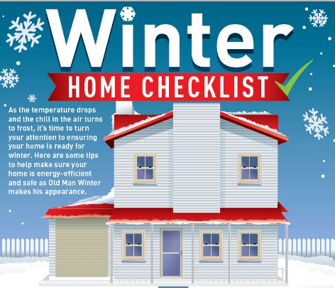 home maintenance tips for winter images winter home maintenance checklist repair and diy home