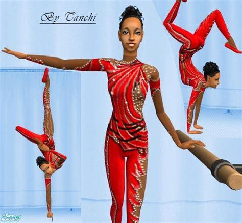 S Gymnastics Wardrobe by Tanchi S Rhythmic Gymnastics Clothes
