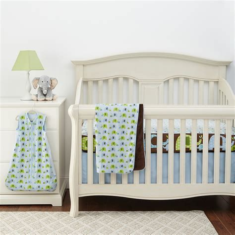 elephant baby bedding skip hop elephant parade baby bedding bloomingdale s
