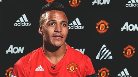 alexis sanchez man u manunitedzone on twitter quot quot i always listen to the little