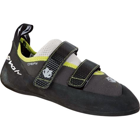 defy climbing shoes evolv mens defy sc climbing shoe cotswold outdoor