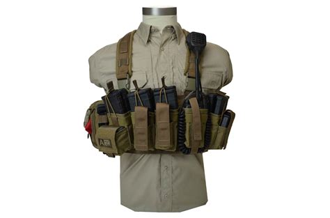 Chest Rug by Contractor Chest Rig Bushido Tactical