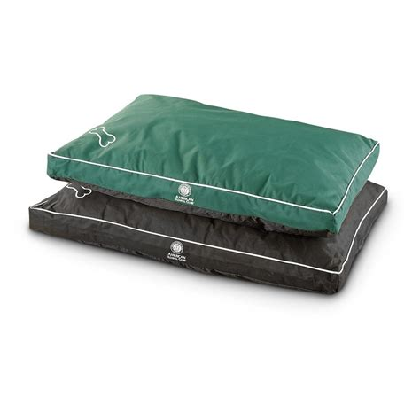 Akc 174 Water Resistant Dog Bed 294121 Kennels Beds At Sportsman S Guide