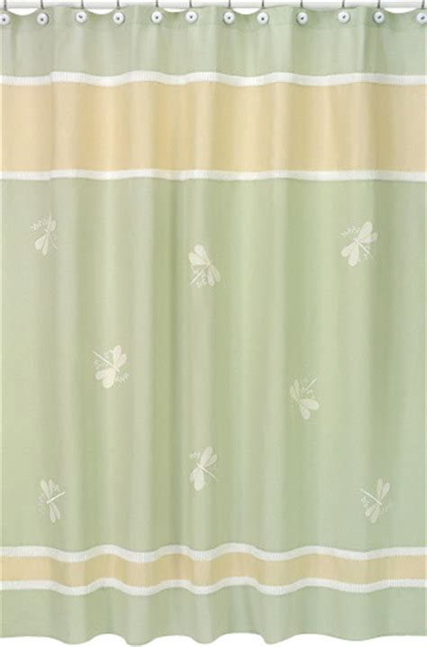 dream curtain designs gallery green dragonfly dreams shower curtain contemporary