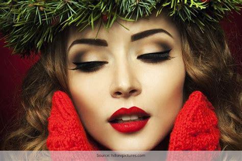 christmas makeup images top 20 christmas party makeup ideas