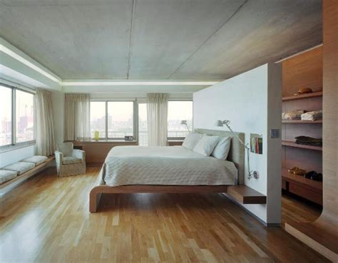 Bedroom modern bedroom new york by bjorg magnea architectural