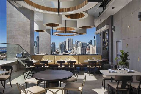 Roof Top Bars San Diego by The Nolen A Destination Rooftop Bar And Lounge In San Diego