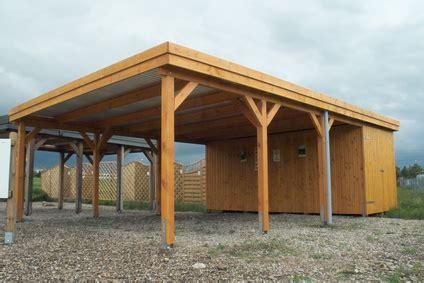 carport aufbauen lassen ein carport bauen lassen vom schreinermeister in flieden