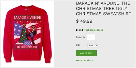 drake hotline bling as an ugly christmas sweater should