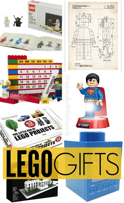 Most Popular Gifts For Adults - lego gifts and best lego presents and adults