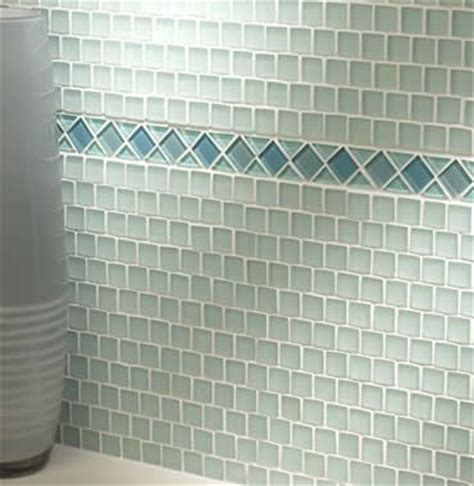 mosaic border tiles bathrooms pin by m on grey and white bathroom