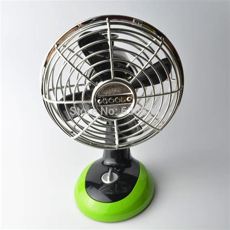 desk fan small small oscillating desk fan vintage windmere small 7 quot