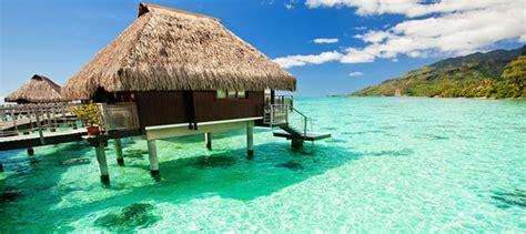 fiji accommodation bungalow water south pacific holidays fiji island resorts