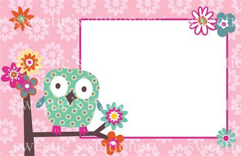 free printable owl nameplates best photos of name tag clip art hello my name tag