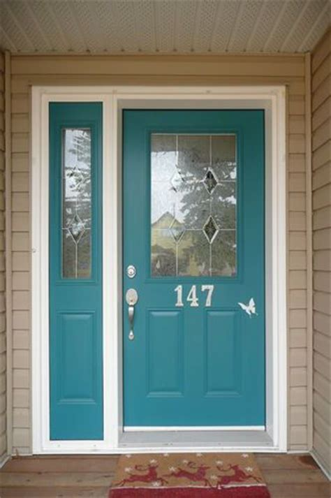 Dark Teal Front Door What Do You Think About Painting My Teal Front Door Colors