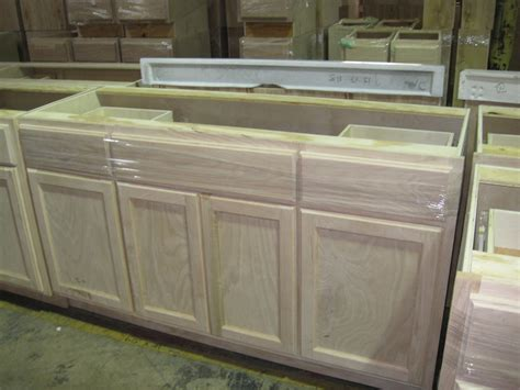 "Wholesale Kitchen Cabinets GA 72"" Inch Oak Sink Base"