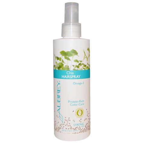 aubrey organics chia hair gel strong hold 8 fl oz 237 aubrey organics chia hairspray strong hold 8 fl oz 237