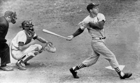 stan musial swing stan musial oumiu s baseball blog