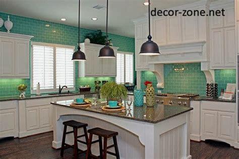 20 kitchen backsplash tile ideas in metro style