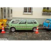 Totally Trippy Cars Spotted On Set Of New Michel Gondry