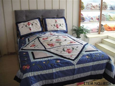 Patchwork Bedsheets - handmade bed sheet cotton patchwork quilt 7697352 product