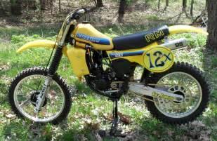 Suzuki Rm 125 Parts 1981 Suzuki Rm125 X Rm 125 Fullfloater Restoration