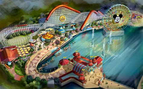 lord of the flies land theme park disney s new pixar land could change disneyland forever