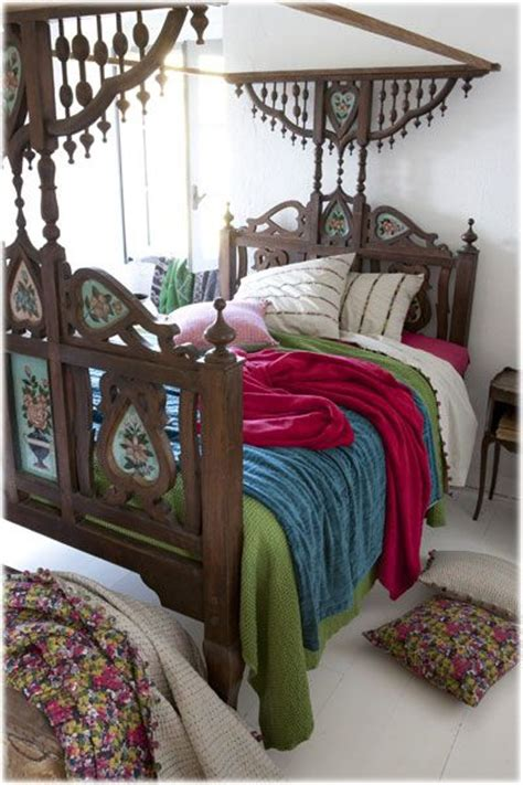 bohemian bed frame 17 best images about boho chic or the gypsy in me on