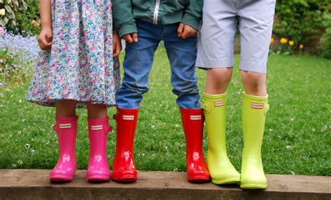 Home Decor Craft Ideas by Hunter Boots Babyccino Kids Daily Tips Children S