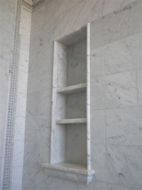 Bianco Carrara Bathroom By Val Wilson Traditional