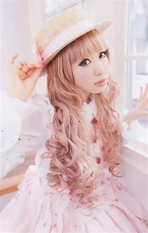 imagenes japonesas kawaii neko hime blog mis modelos japonesas favoritas
