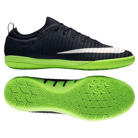 Nike Mercurial X Futsal nike mercurial x finale 2017 nikeskin indoor soccer shoes pitch black green ebay