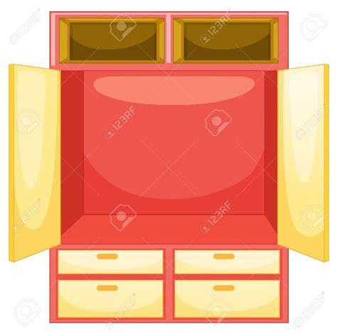 Clip Closet by Open Closet Door Clipart 44
