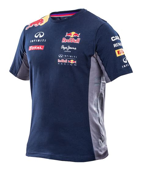 Kaos Manor Racing T Shirt Haryanto F1 2015 bull racing official teamline t shirt f1store usa