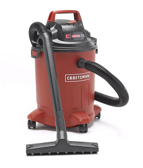 craftsman 4 gallon 2 5 peak hp vac exclusive