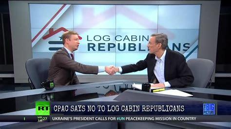 log cabin republicans cpac  homophobic youtube